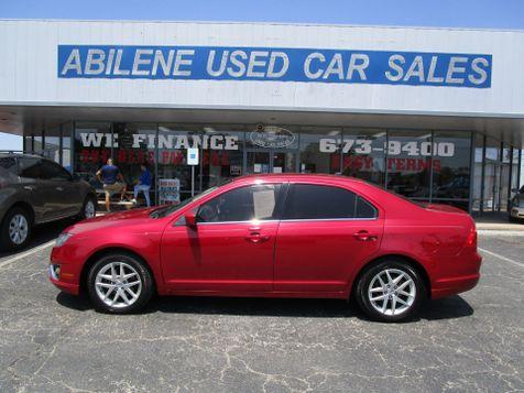 2012 Ford Fusion SEL in Abilene, TX