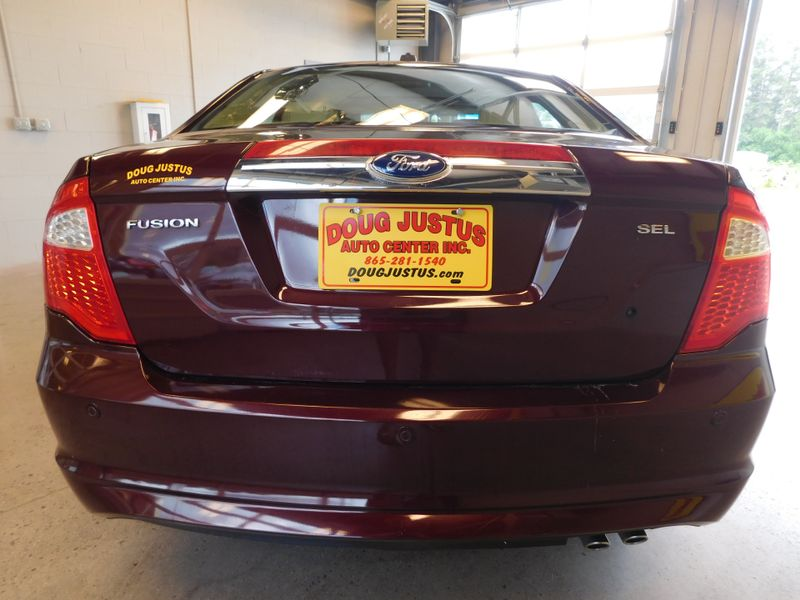2012 Ford Fusion SEL  city TN  Doug Justus Auto Center Inc  in Airport Motor Mile ( Metro Knoxville ), TN
