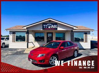 2012 Ford Fusion SE in Amarillo, TX 79110