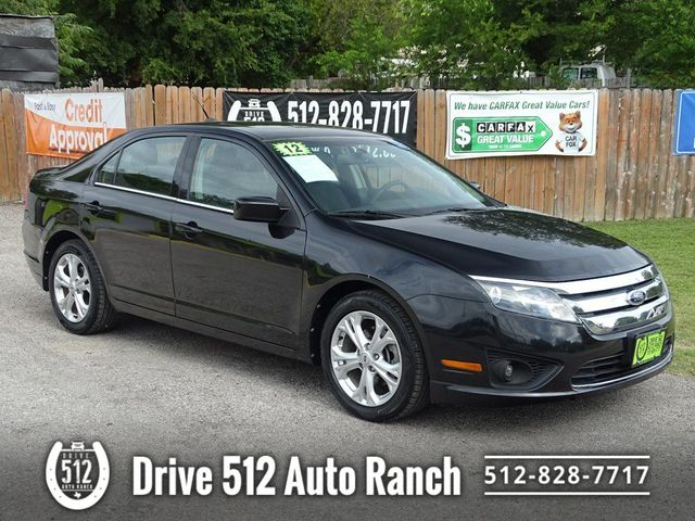 2012 Ford Fusion SE Low Miles NICE Car