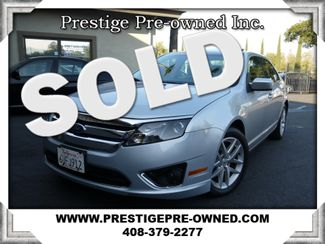 2012 Ford Fusion SEL  in Campbell CA