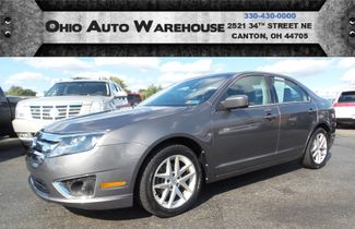 2012 Ford Fusion SEL AWD Sunroof 58K LOW MILES We Finance | Canton, Ohio | Ohio Auto Warehouse LLC in Canton Ohio