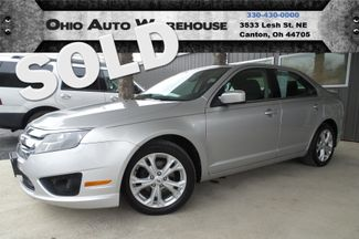 2012 Ford Fusion SE Sunroof 80K LOW MILES Up to 30 MPG We Finance  | Canton, Ohio | Ohio Auto Warehouse LLC in Canton Ohio