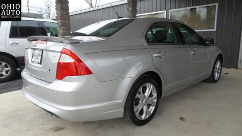 2012 Ford Fusion SE Sunroof 80K LOW MILES Up to 30 MPG We Finance  | Canton, Ohio | Ohio Auto Warehouse LLC in Canton, Ohio