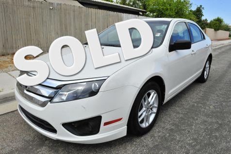 2012 Ford Fusion S in Cathedral City