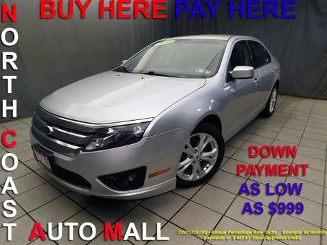 2012 Ford Fusion SE As low as $999 DOWN in Cleveland, Ohio