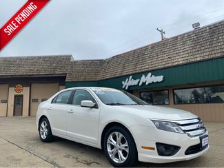 2012 Ford Fusion SE in Dickinson, ND 58601