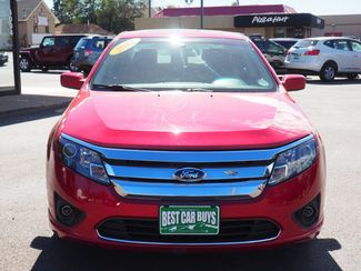 2012 Ford Fusion SE Englewood, CO 1