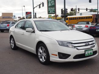 2012 Ford Fusion SE Englewood, CO 2
