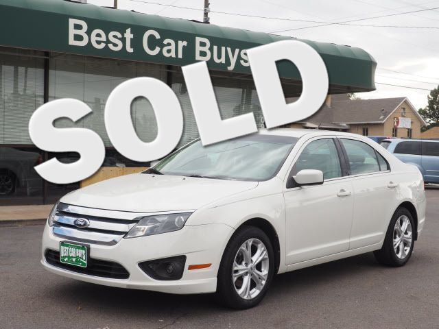 2012 Ford Fusion SE Englewood, CO
