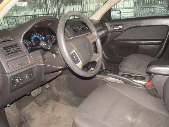 2012 Ford Fusion SE Gardena, California 4