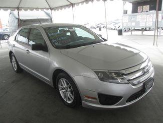 2012 Ford Fusion S Gardena, California 3