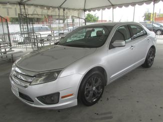 2012 Ford Fusion SE Gardena, California