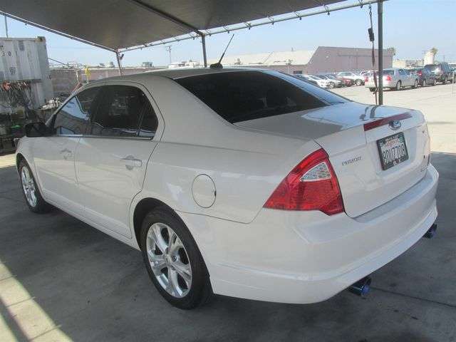 2012 Ford Fusion SE Gardena, California 1