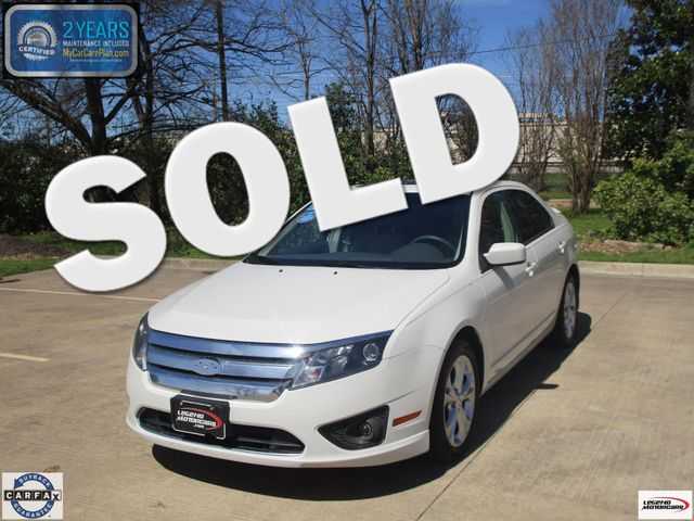 2012 Ford Fusion SE in Garland