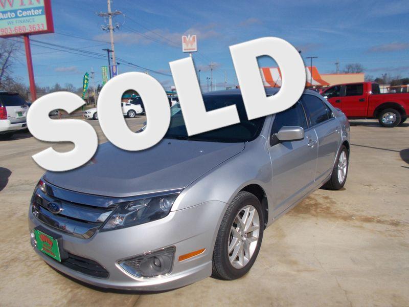 2012 Ford Fusion SEL   Gilmer, TX   Win Auto Center, LLC in Gilmer TX
