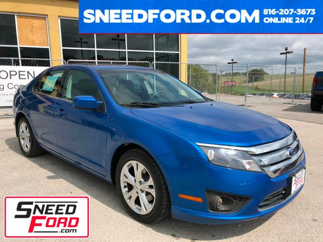 2012 Ford Fusion SE in Gower Missouri, 64454