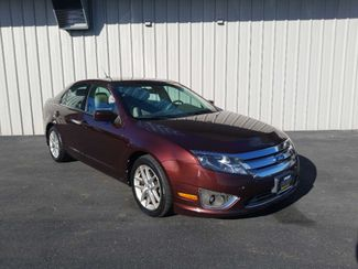 2012 Ford Fusion SEL in Harrisonburg, VA 22802