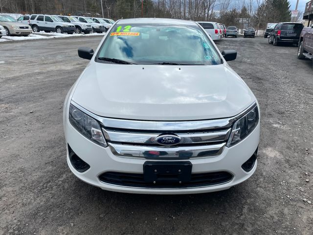 2012 Ford Fusion S Hoosick Falls, New York 7