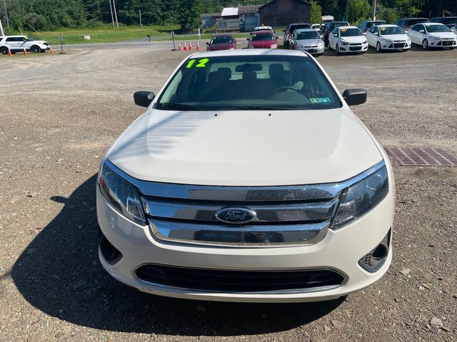 2012 Ford Fusion S Hoosick Falls, New York 1