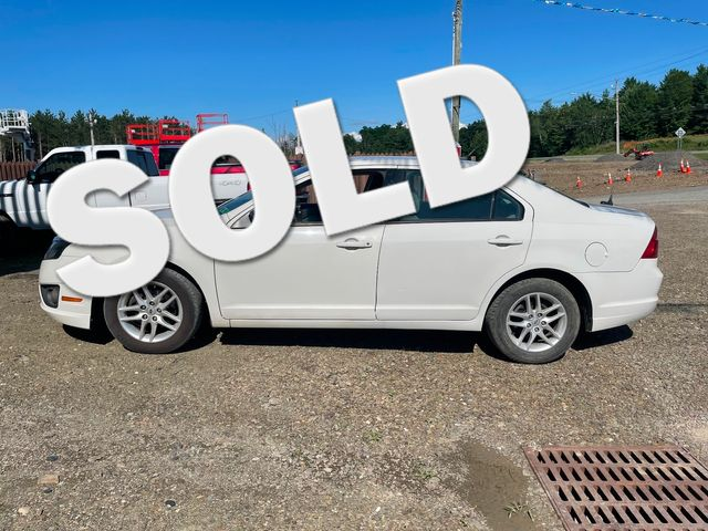 2012 Ford Fusion S Hoosick Falls, New York