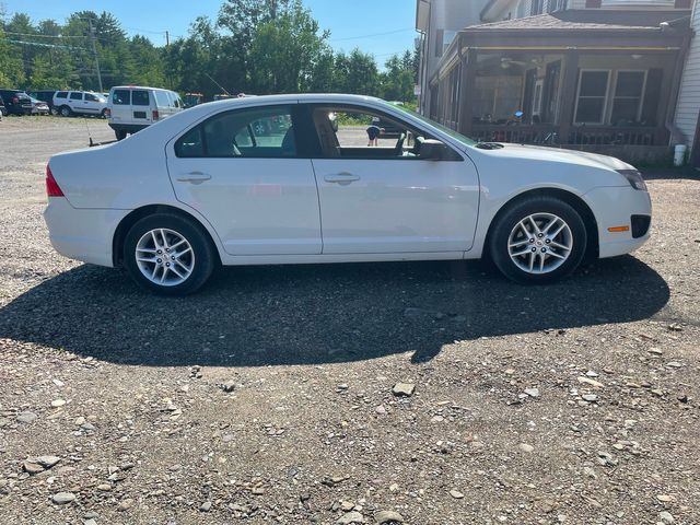 2012 Ford Fusion S Hoosick Falls, New York 2