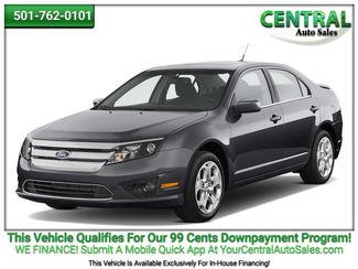 2012 Ford Fusion SEL   Hot Springs, AR   Central Auto Sales in Hot Springs AR