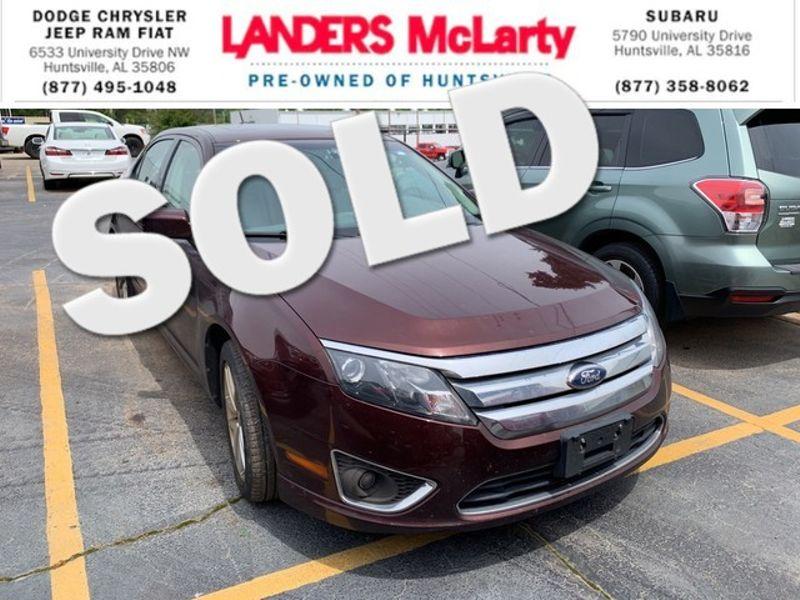 2012 Ford Fusion SEL | Huntsville, Alabama | Landers Mclarty DCJ & Subaru in Huntsville Alabama