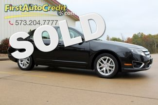 2012 Ford Fusion SEL in Jackson MO, 63755