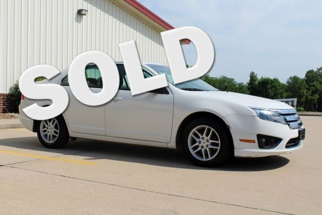 2012 Ford Fusion S in Jackson, MO 63755