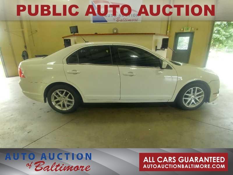 Fusion Auto Auction >> 2012 Ford Fusion Sel Joppa Md Auto Auction Of Baltimore Joppa Md 21085
