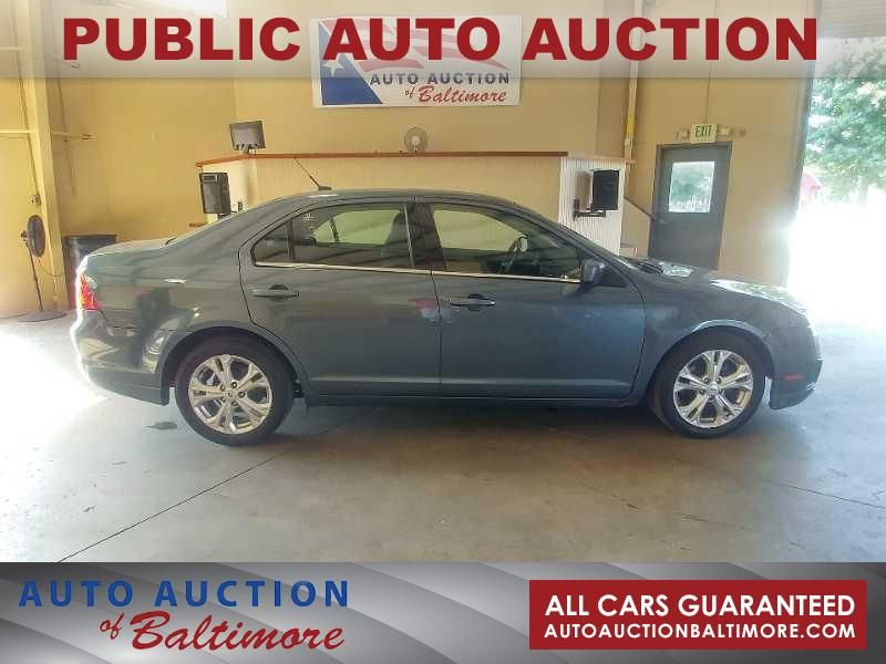 2012 Ford Fusion SE | JOPPA, MD | Auto Auction of Baltimore  in JOPPA MD