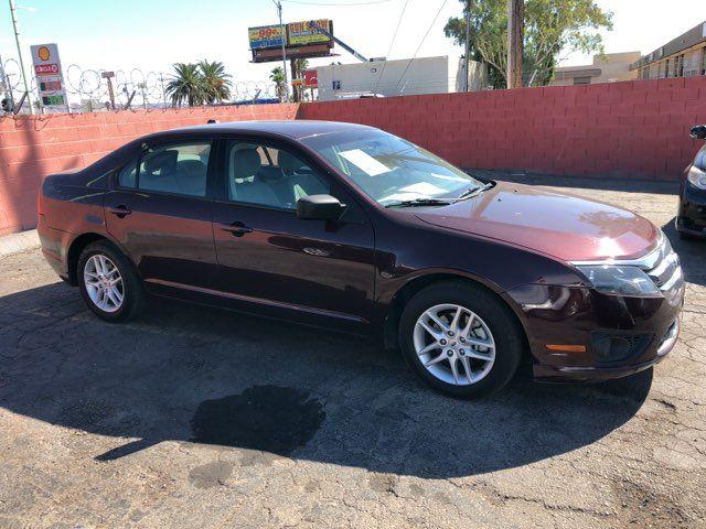 2012 Ford Fusion S CAR PROS AUTO CENTER (702) 405-9905 Las Vegas, Nevada 4