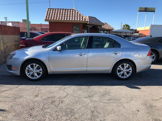 2012 Ford Fusion SE CAR PROS AUTO CENTER (702) 405-9905 Las Vegas, Nevada 1