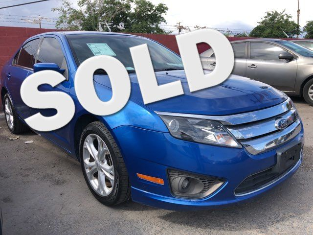 2012 Ford Fusion SE CAR PROS AUTO CENTER (702) 405-9905 Las Vegas, Nevada