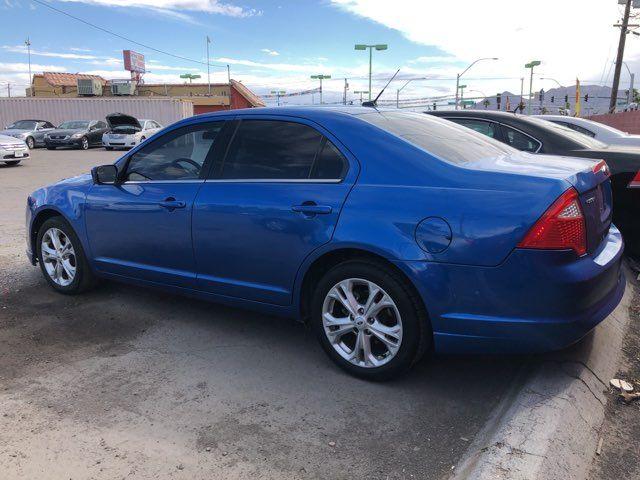 2012 Ford Fusion SE CAR PROS AUTO CENTER (702) 405-9905 Las Vegas, Nevada 2