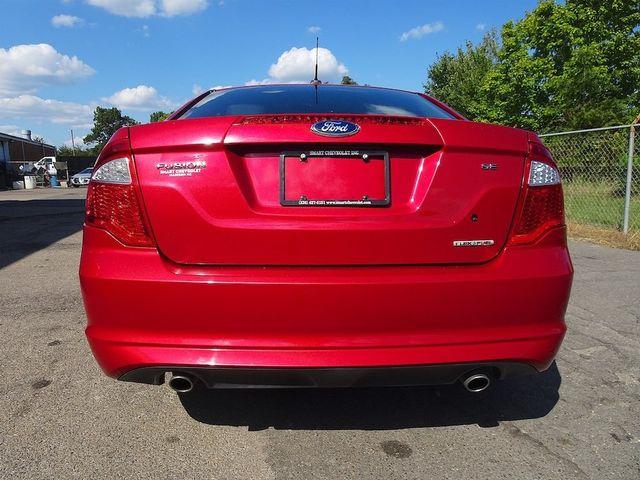 2012 Ford Fusion SE Madison, NC 3