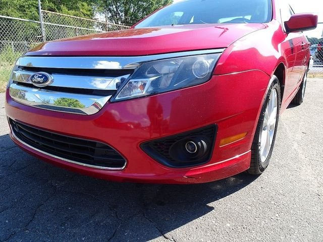 2012 Ford Fusion SE Madison, NC 8