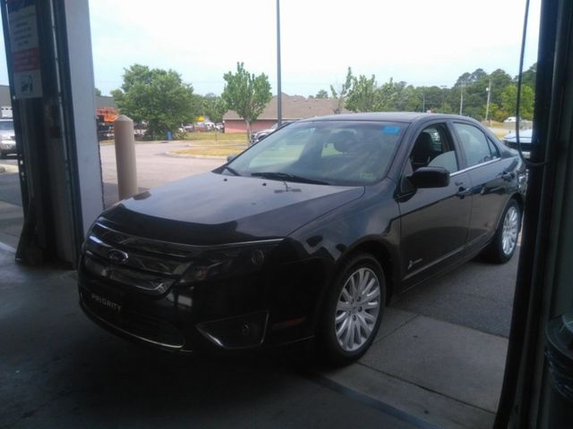 2012 Ford Fusion Hybrid Madison, NC 0