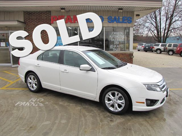 2012 Ford Fusion SE in Medina, OHIO 44256