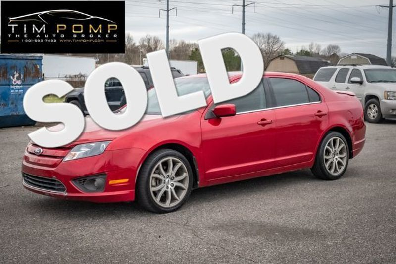2012 Ford Fusion SE | Memphis, Tennessee | Tim Pomp - The Auto Broker in Memphis Tennessee