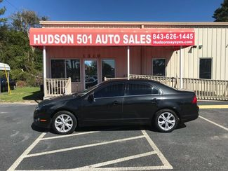 2012 Ford Fusion in Myrtle Beach South Carolina