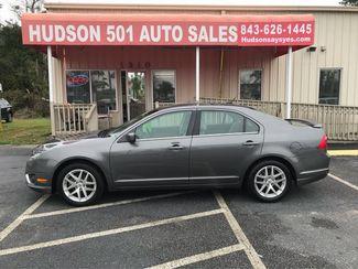 2012 Ford Fusion SEL | Myrtle Beach, South Carolina | Hudson Auto Sales in Myrtle Beach South Carolina