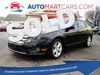 2012 Ford Fusion SE | Nashville, Tennessee | Auto Mart Used Cars Inc. in Nashville Tennessee