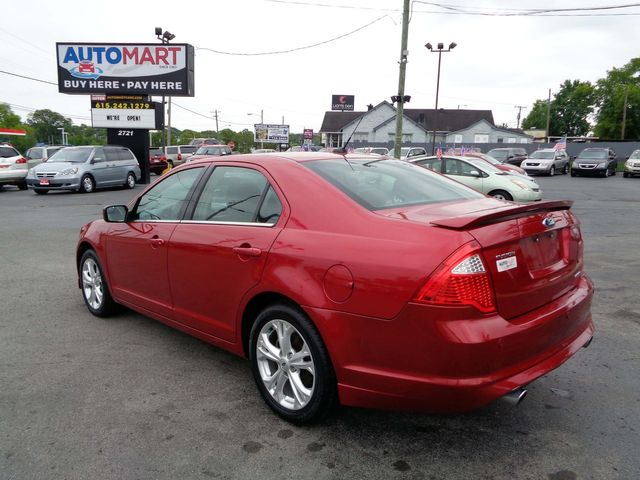 2012 Ford Fusion SE in Nashville, Tennessee 37211
