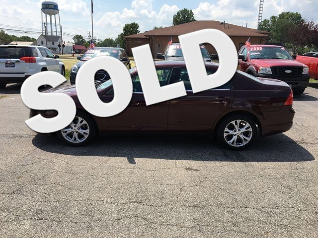 2012 Ford Fusion SE in Ontario, OH 44903