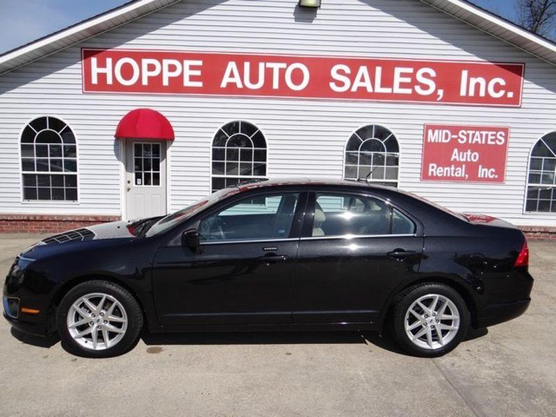 2012 Ford Fusion SEL | Paragould, Arkansas | Hoppe Auto Sales, Inc. in Paragould Arkansas