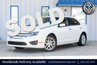2012 Ford Fusion SEL in Rowlett