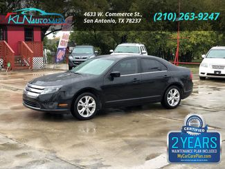 2012 Ford Fusion SE in San Antonio, TX 78237
