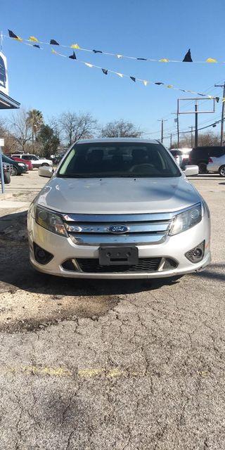 2012 Ford Fusion SE in San Antonio, TX 78237